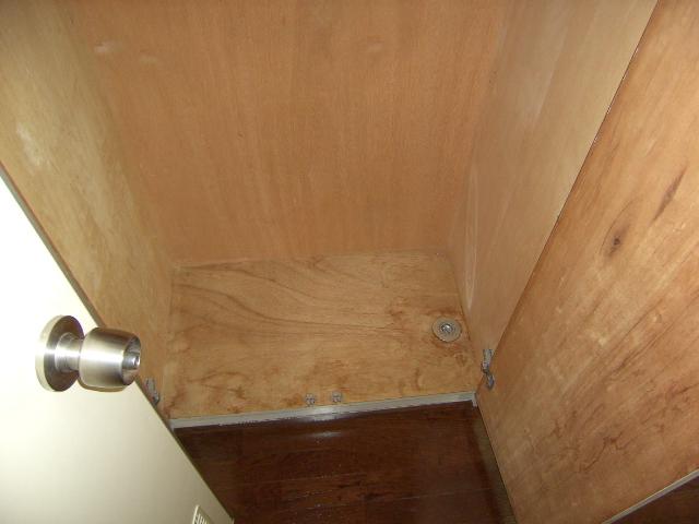 クレセントハウスⅡ 306号室のキッチン