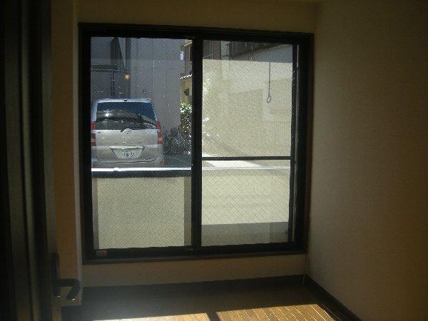 ハイツラフィネ 102号室の景色