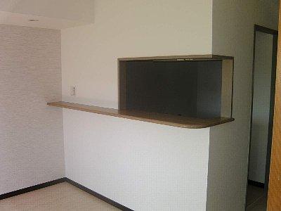 ライオンズマンション武蔵小杉東 303号室のリビング