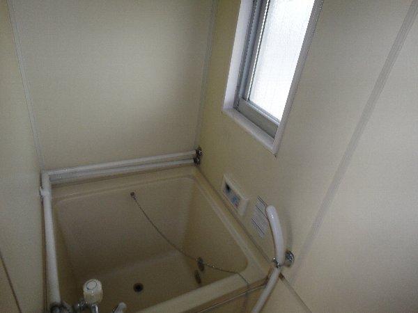 コーポサングリーン 205号室の風呂