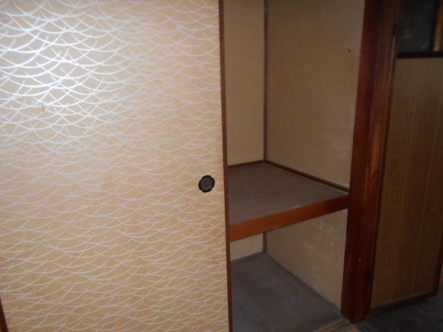 日の出荘 2号室の設備