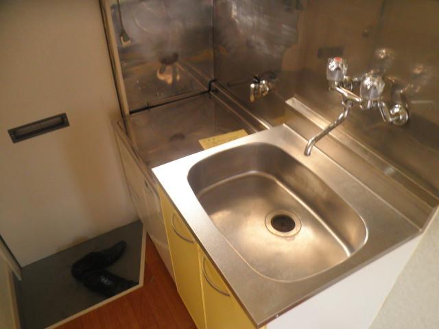 ロゼ4 425号室のキッチン