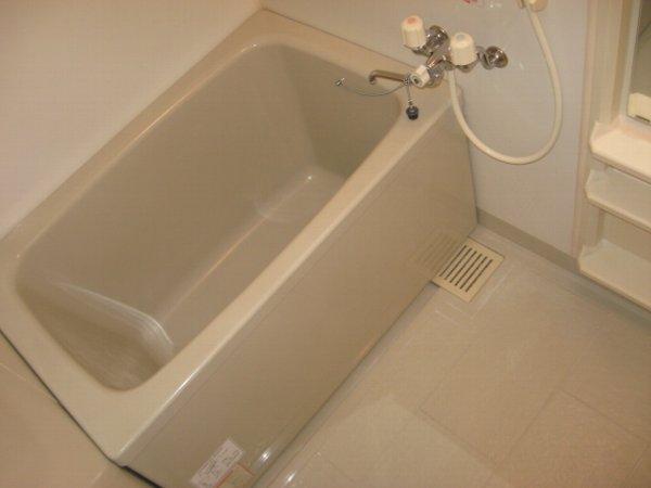 グリーンヴェール 203号室の風呂