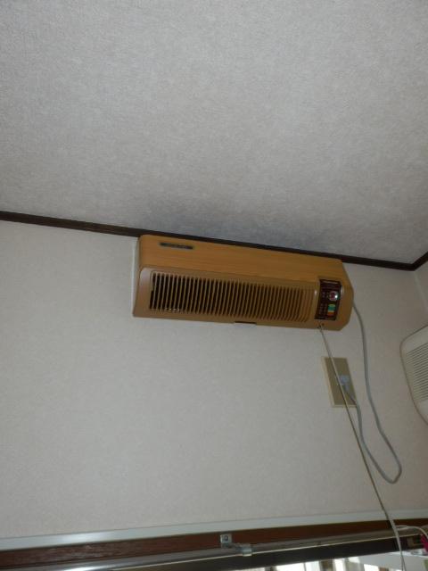パールハイツ 102号室の設備