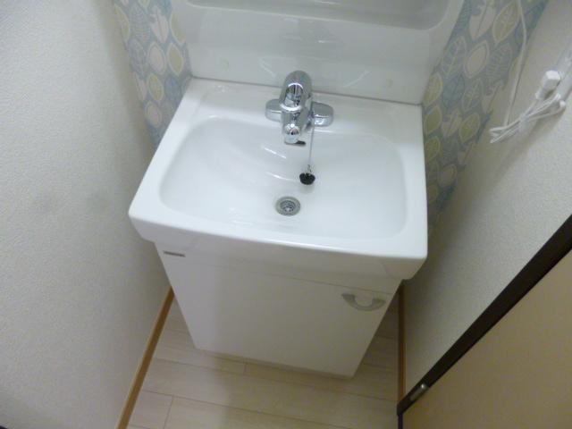 メゾン・ド・ジュネス 202号室の洗面所