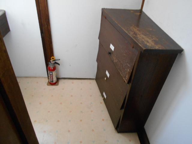 山下ハイツ 201号室の収納