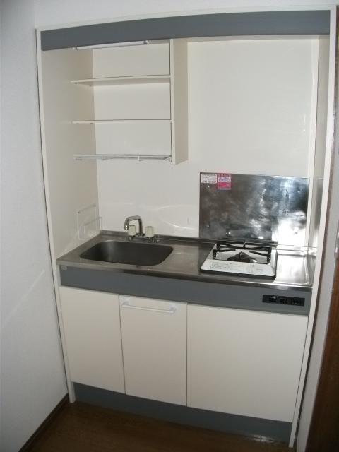 エトワール玉川学園 102号室のキッチン