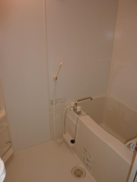 コスモス真光寺 205号室の風呂