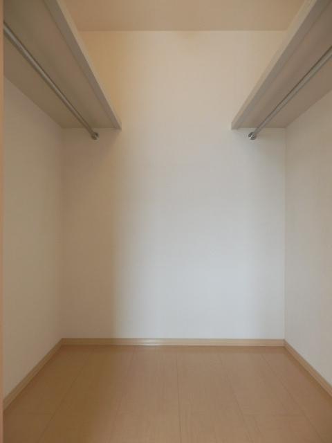 アフロディテ 105号室の収納