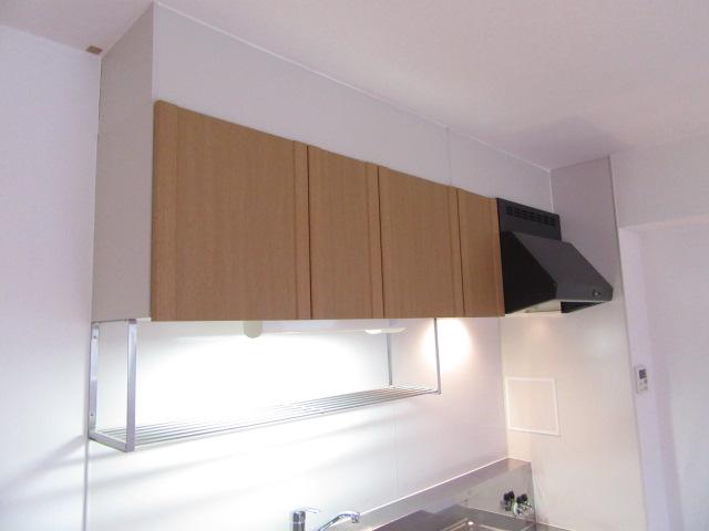 シャルマンⅡ 101号室のキッチン
