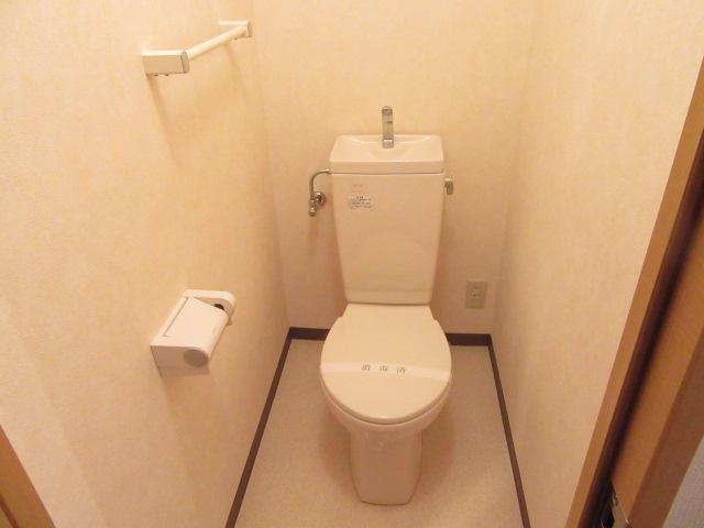 シャルマンⅡ 101号室のトイレ