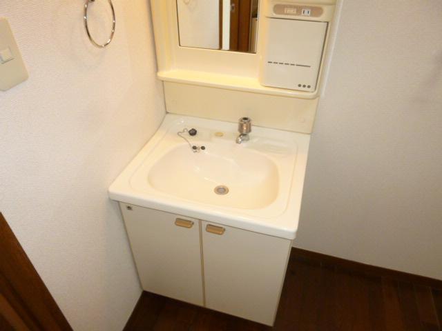 未貴ハイムABC棟 A102号室の洗面所