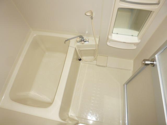 未貴ハイムABC棟 A102号室の風呂