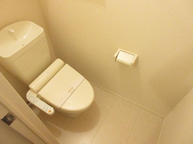 ディアコート鹿放ヶ丘 306号室のトイレ