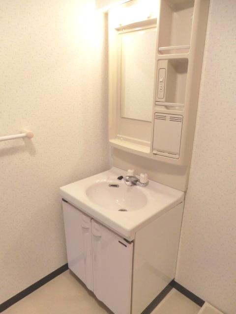 パークシティ浦和Ⅱ 206号室の洗面所