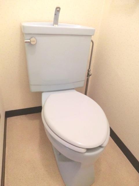 パークシティ浦和Ⅱ 206号室のトイレ
