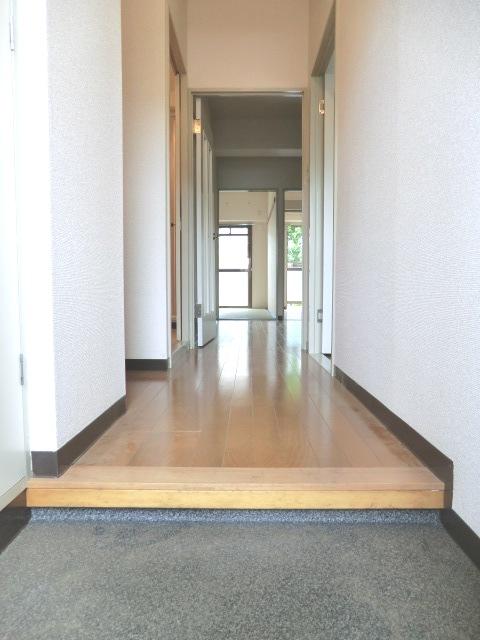 パークシティ浦和Ⅱ 206号室の玄関