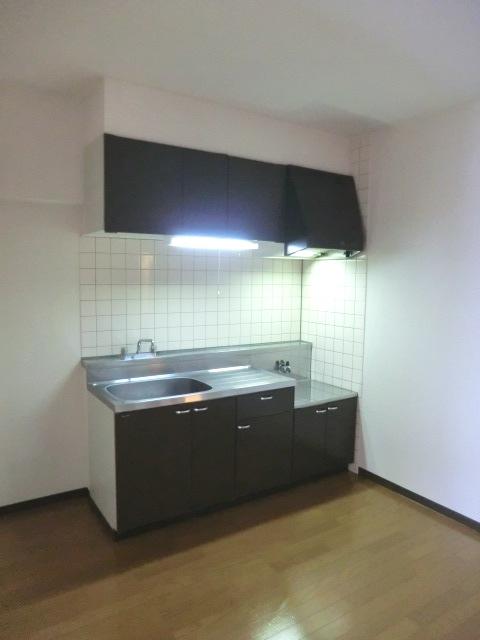 パークシティ浦和Ⅱ 206号室のキッチン