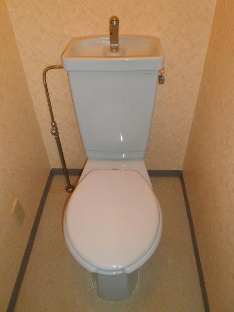ヴィラアルテミス 306号室のトイレ