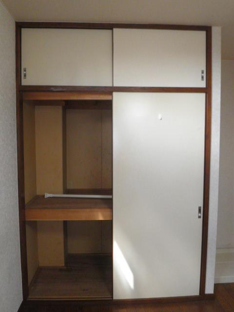 ヴィラアルテミス 306号室の収納