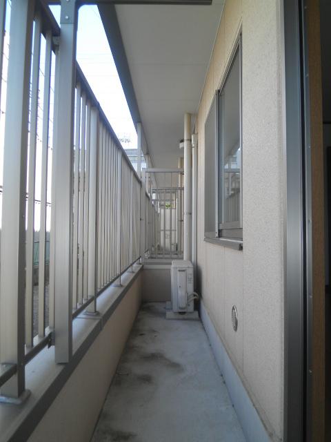 コーポラス小山 302号室のその他