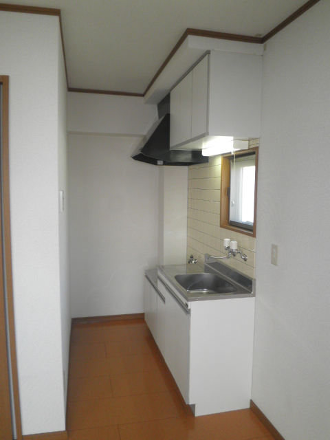コーポラス小山 202号室のキッチン
