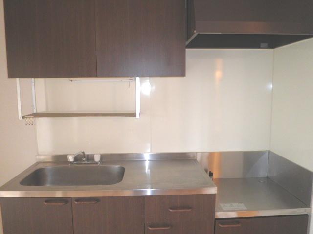コージコート 201号室のキッチン