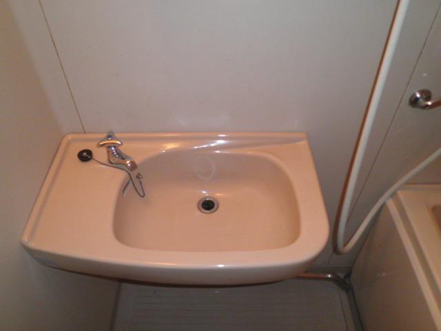 サンウィンズ 202号室の洗面所