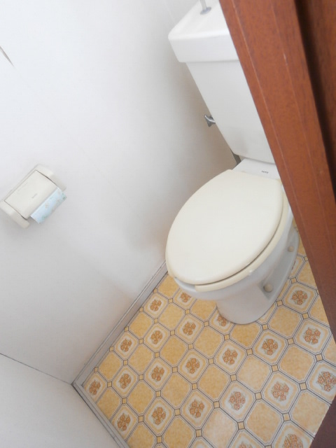 品田ハイツ 201号室のトイレ