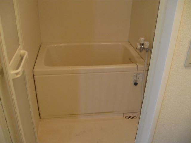 ピュアステージ南浦和 204号室の風呂