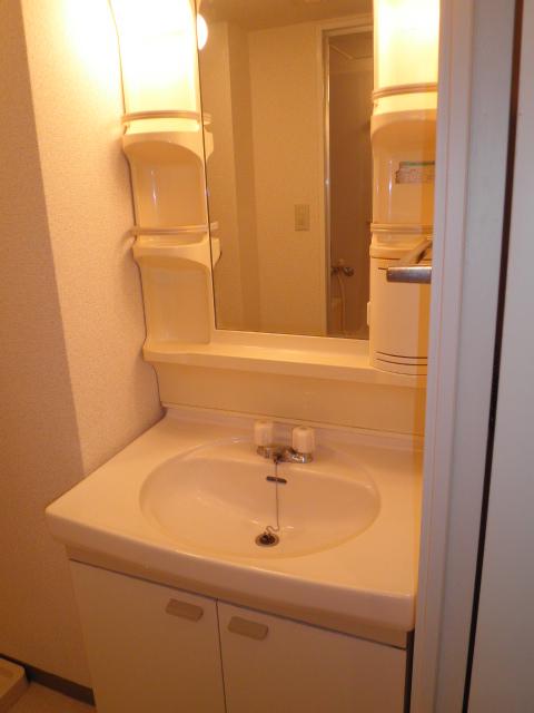 グリーンハイツ9 103号室の洗面所