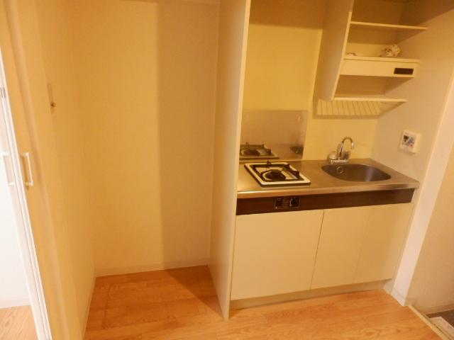 与野第三宝コーポ 308号室のキッチン