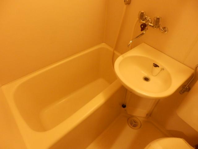 与野第三宝コーポ 308号室の洗面所