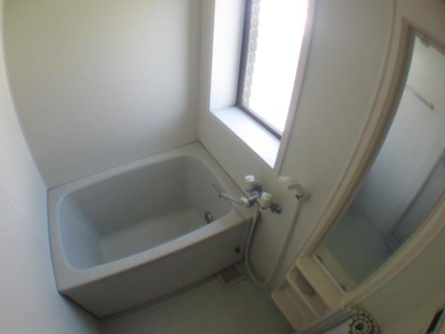 コーポヒルトップ 202号室の風呂