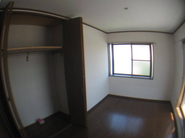 コーポヒルトップ 202号室の収納