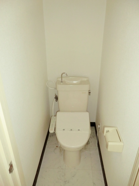 マンシオーネKT 301号室のトイレ