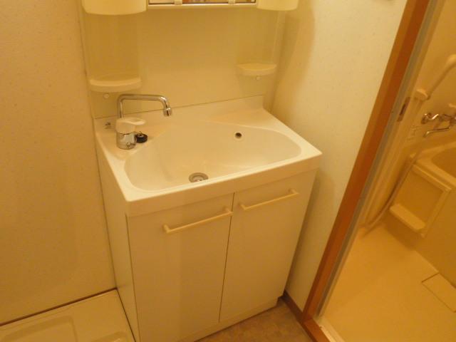 ル・モンヴェール 205号室の洗面所
