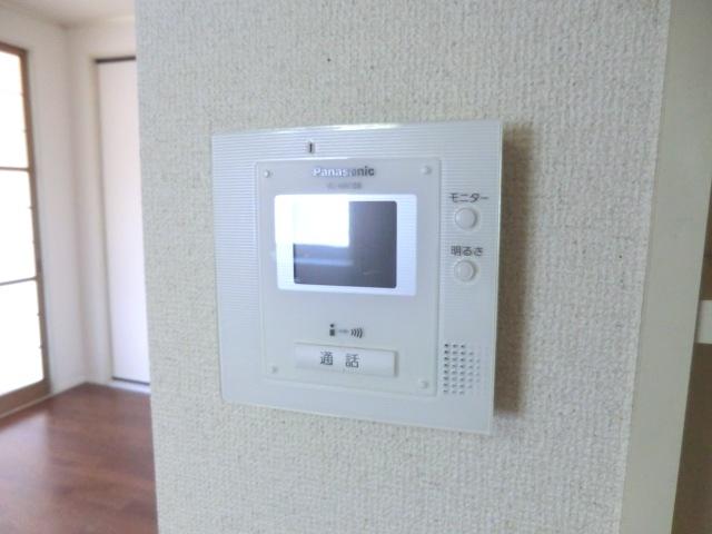 グランディール富士 3-201号室のセキュリティ