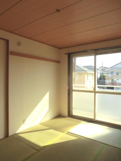 グランディール富士 3-201号室の居室