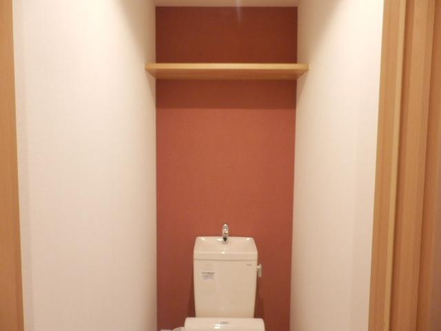 TOハイツ 102号室のトイレ