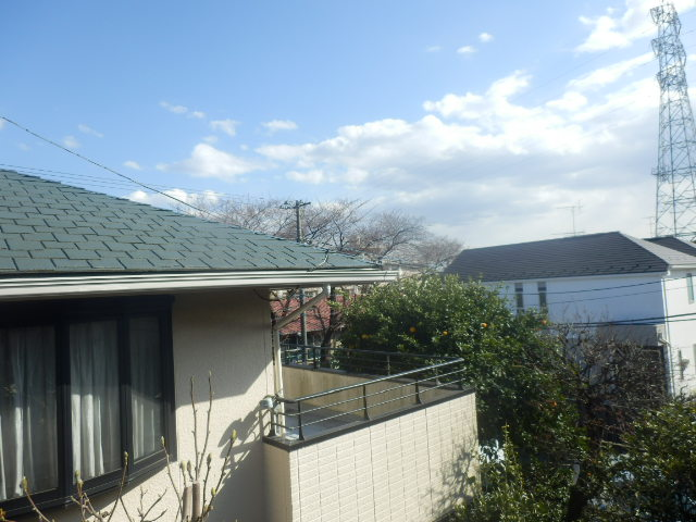 Fountain Hill 206号室の景色