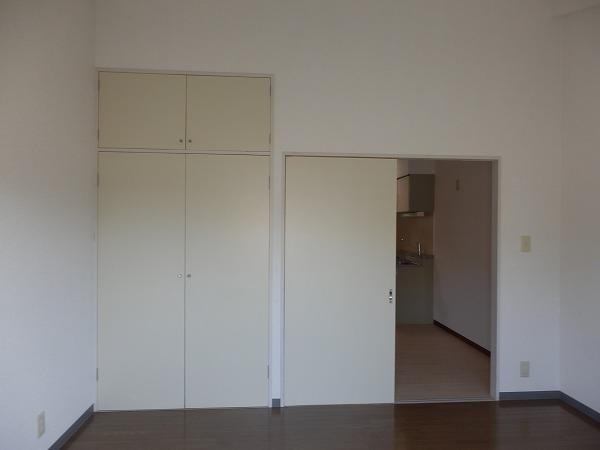 エクメーネ 305号室の収納