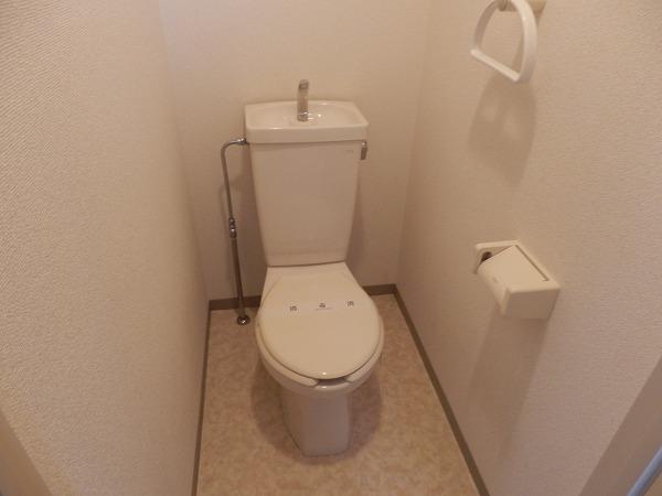 エクメーネ 305号室のトイレ