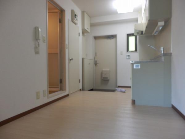 エクメーネ 305号室のリビング
