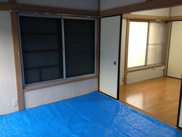 第2里美荘 202号室の居室