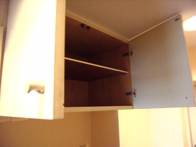 土屋ビル 703号室の収納