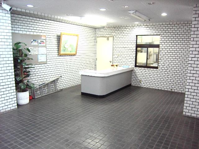 土屋ビル 703号室のエントランス