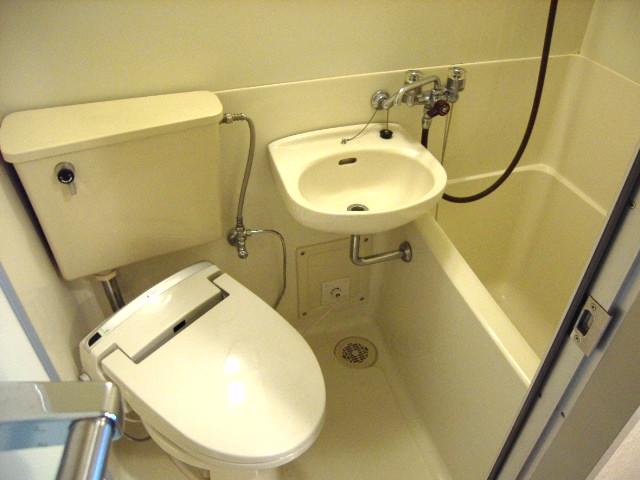 土屋ビル 703号室の風呂