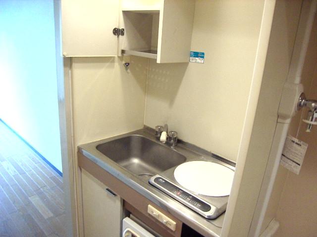 土屋ビル 703号室のキッチン