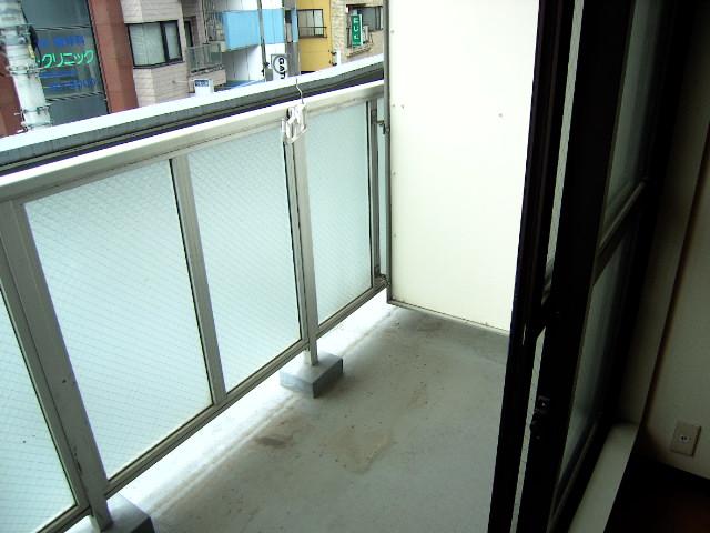 土屋ビル 703号室のバルコニー